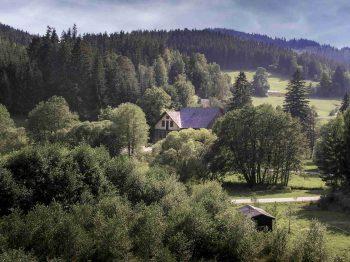 Waldviertel und Mühle