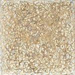 Greeting Pollock 50x50cm 2004